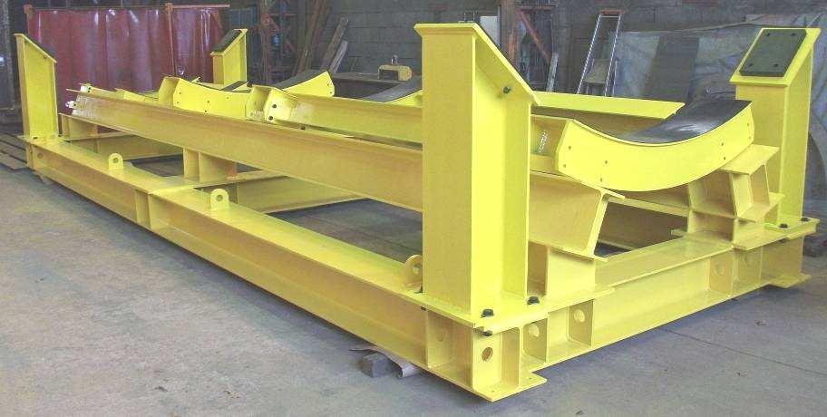 chassis structure sas nucléaire