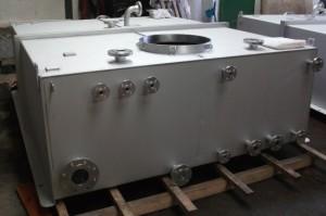 réservoir huile inox