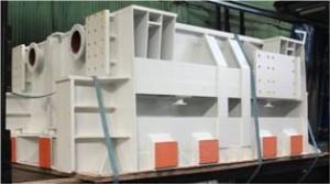 Base de transformateur 360MVA