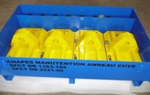 fabrication oreille manutention